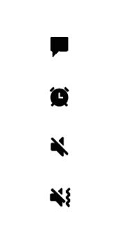 Samsung Galaxy J6 - Premiers pas - Comprendre les icônes affichés - Étape 20