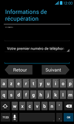 Bouygues Telecom Bs 401 - Premiers pas - Créer un compte - Étape 16