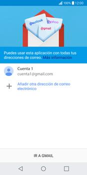 LG Q6 - E-mail - Configurar Gmail - Paso 15