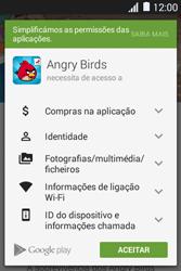 Samsung Galaxy Young II - Aplicações - Como pesquisar e instalar aplicações -  18