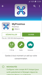 Samsung Galaxy S6 Edge - Android M - Applications - MyProximus - Étape 10