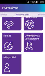 Samsung Galaxy J1 - Applicaties - MyProximus - Stap 20