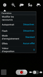 Samsung Galaxy S3 4G - Photos, vidéos, musique - Créer une vidéo - Étape 6