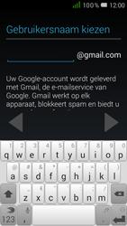 Alcatel One Touch POP D5 (OT-5038X) - Applicaties - Account aanmaken - Stap 9