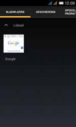 Alcatel OT-4033X Pop C3 - Internet - Hoe te internetten - Stap 9
