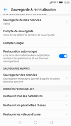 Huawei P9 Lite - Android Nougat - Appareil - Restauration d
