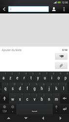 HTC One Max - MMS - envoi d'images - Étape 3