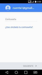 LG K4 (2017) - E-mail - Configurar Gmail - Paso 10
