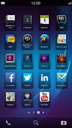 BlackBerry Z30 - Applicaties - Applicaties downloaden - Stap 2