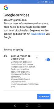 Huawei P Smart - E-mail - Handmatig instellen (gmail) - Stap 13