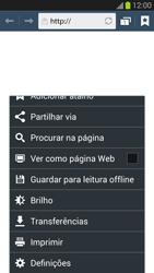 Samsung Galaxy S3 - Internet no telemóvel - Configurar ligação à internet -  20