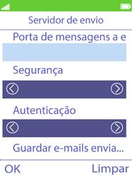 NOS Hakan - Email - Configurar a conta de Email -  27