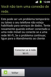 Huawei U8667 - Primeiros passos - Como ativar seu aparelho - Etapa 7