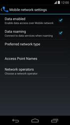 LG D821 Google Nexus 5 - Internet - Usage across the border - Step 6