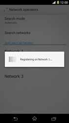 Sony C6903 Xperia Z1 - Network - Usage across the border - Step 9