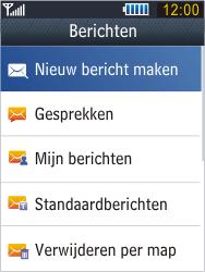Samsung B3410 Star Qwerty - E-mail - hoe te versturen - Stap 4