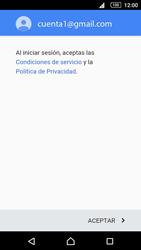 Sony Xperia Z5 Compact - E-mail - Configurar Gmail - Paso 14