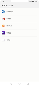 Huawei Mate 20 Pro - Email - 032b. Email wizard - Yahoo - Step 4