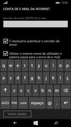 Microsoft Lumia 535 - Email - Configurar a conta de Email -  16