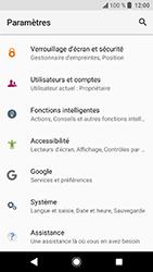 Sony Xperia XA2 - Aller plus loin - Restaurer les paramètres d'usines - Étape 4