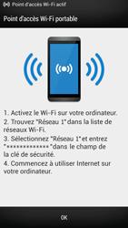 HTC One - Internet et connexion - Partager votre connexion en Wi-Fi - Étape 11