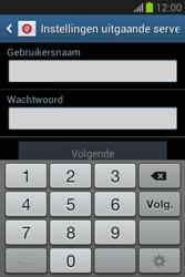 Samsung Galaxy Fame Lite (S6790) - E-mail - Account instellen (IMAP met SMTP-verificatie) - Stap 16