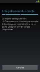 Samsung Galaxy S4 - Premiers pas - Créer un compte - Étape 25