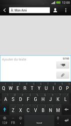 HTC One - MMS - envoi d'images - Étape 6