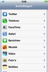 Apple iPhone 4S - MMS - probleem met ontvangen - Stap 4
