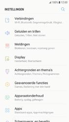 Samsung Galaxy J5 (2016) - Android Nougat - WiFi - Mobiele hotspot instellen - Stap 4