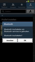 Samsung Galaxy Core LTE 4G (SM-G386F) - Contacten en data - Contacten overzetten via Bluetooth - Stap 9