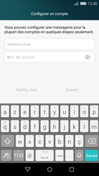 Huawei P8 Lite - E-mail - Configuration manuelle - Étape 6