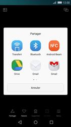 Huawei P8 Lite - Photos, vidéos, musique - Créer une vidéo - Étape 14
