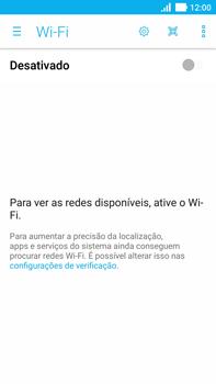Asus Zenfone 3 - Wi-Fi - Como configurar uma rede wi fi - Etapa 5