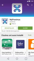 LG X Screen - Applications - MyProximus - Étape 10