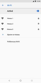 Nokia 7 Plus - Internet et connexion - Accéder au réseau Wi-Fi - Étape 7