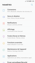 Samsung A510F Galaxy A5 (2016) - Android Nougat - Internet - Désactiver du roaming de données - Étape 4
