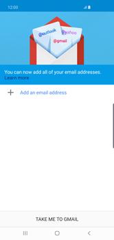 Samsung Galaxy S10 Plus - E-mail - Manual configuration (gmail) - Step 7