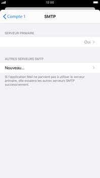 Apple iPhone 8 Plus - iOS 13 - E-mail - Configuration manuelle - Étape 20