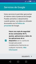 Huawei Huawei Y6 - E-mail - Configurar Gmail - Paso 14
