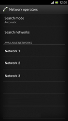 Sony LT28h Xperia ion - Network - Usage across the border - Step 8