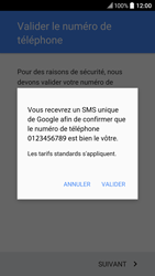 HTC HTC 10 - Applications - Créer un compte - Étape 9