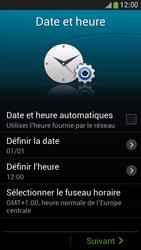 Samsung Galaxy S4 Mini - Premiers pas - Créer un compte - Étape 5