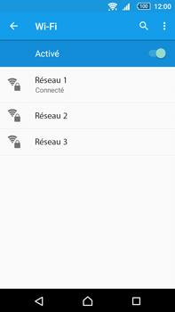 Sony Xperia Z5 Premium (E6853) - Wi-Fi - Accéder au réseau Wi-Fi - Étape 8