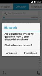Huawei Ascend Y530 (Model Y530-U00) - Contacten en data - Contacten overzetten via Bluetooth - Stap 8