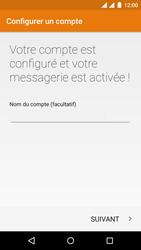 Wiko Rainbow Jam - Dual SIM - E-mail - Configuration manuelle (outlook) - Étape 11