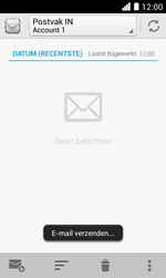 Huawei Ascend Y330 - E-mail - E-mails verzenden - Stap 15