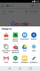 LG X Cam - Internet - Navigation sur internet - Étape 20