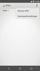 Sony C6903 Xperia Z1 - Internet - handmatig instellen - Stap 12