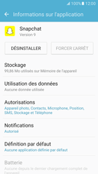 Samsung Galaxy S7 - Applications - Supprimer une application - Étape 7